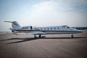Cutter Aviation Charter LearJet 60 - N843CP - 12