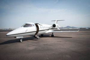 Cutter Aviation Charter LearJet 60 - N843CP - 17