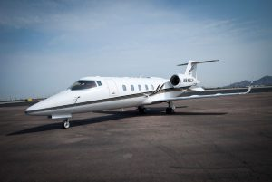 Cutter Aviation Charter LearJet 60 - N843CP - 2