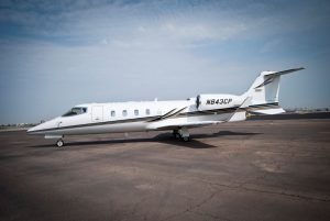Cutter Aviation Charter LearJet 60 - N843CP - 4