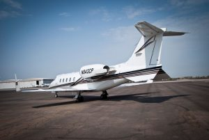 Cutter Aviation Charter LearJet 60 - N843CP - 6